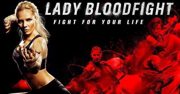 LADY BLOODFIGHT - Trailer oficial