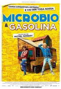 MICRÓBIO E GASOLINA