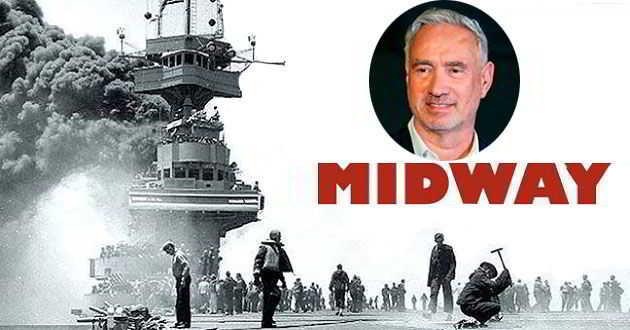 'Midway': Roland Emmerich vai dirigir filme sobre a II Guerra Mundial