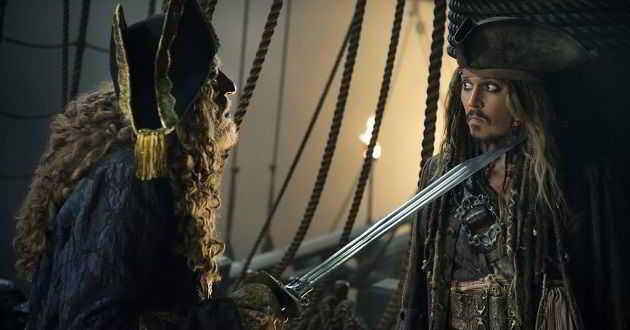 Trailer português de 'Piratas das Caraíbas: Homens Mortos não Contam Histórias'