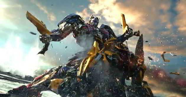 'Transformers: O Último Cavaleiro': Novo trailer internacional