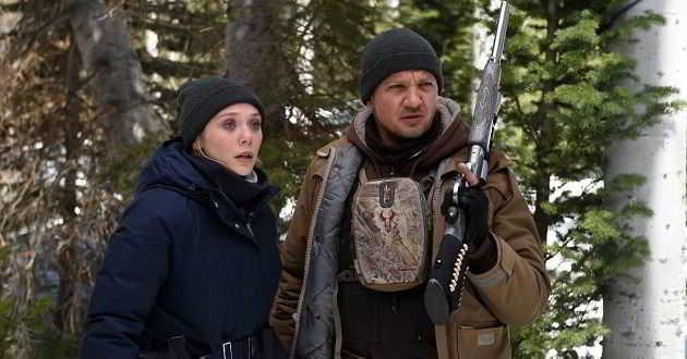 Primeiro trailer do thriller 'Wind River', com Jeremy Renner e Elizabeth Olsen