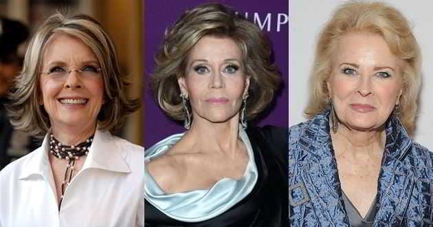 Diane Keaton, Jane Fonda e Candice Bergen juntas na comédia 'Book Club'