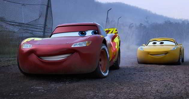 Novo trailer legendado em português da animação 'Carros 3'