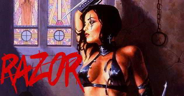 Rob Cohen escreveu e irá dirigir a adaptação ao grande ecrã de 'Razor'
