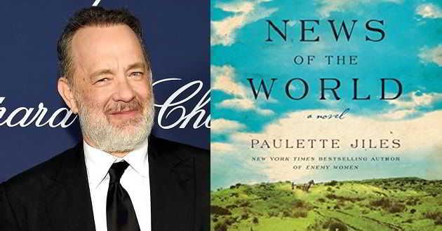 Tom Hanks será o protagonista da adaptação de 'News of the World'
