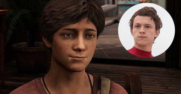 Tom Holland vai interpretar o jovem Nathan Drake na adaptação de 'Uncharted'