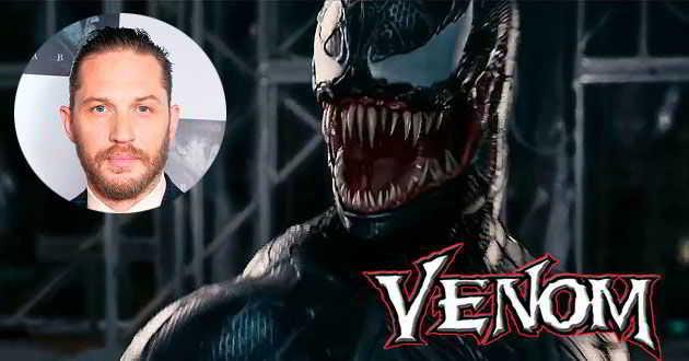 Tom Hardy irá protagonizar 'Venom', filme derivado de 'Homem-Aranha'