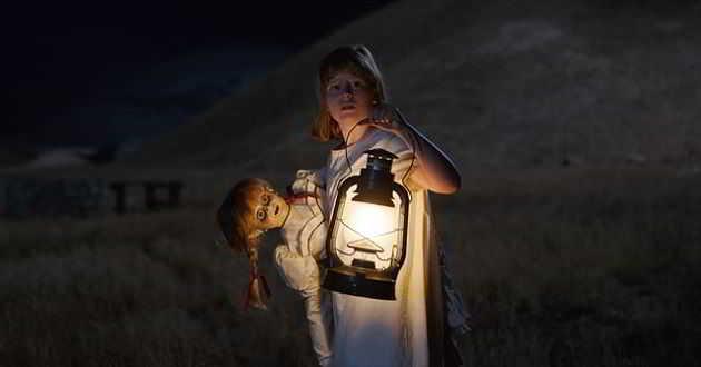 Reveladas novas imagens do filme terror 'Annabelle 2: A Criação do Mal'
