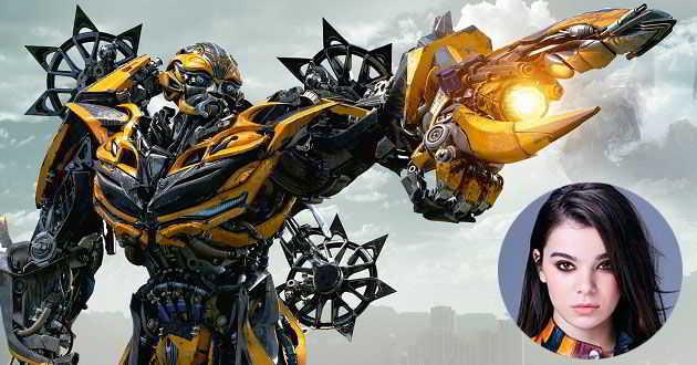 'Bumblebee': Hailee Steinfeld em negociações para o spin-off de Transformers