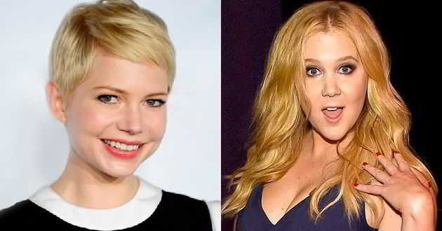 Michelle Williams juntou-se a Amy Schumer no elenco de 'I Feel Pretty'