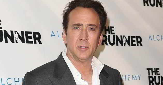 Nicolas Cage protagonizará o novo thriller de ação 'Mandy'