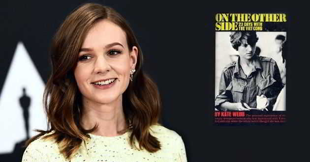Carey Mulligan será o protagonista da adaptação de 'On The Other Side'