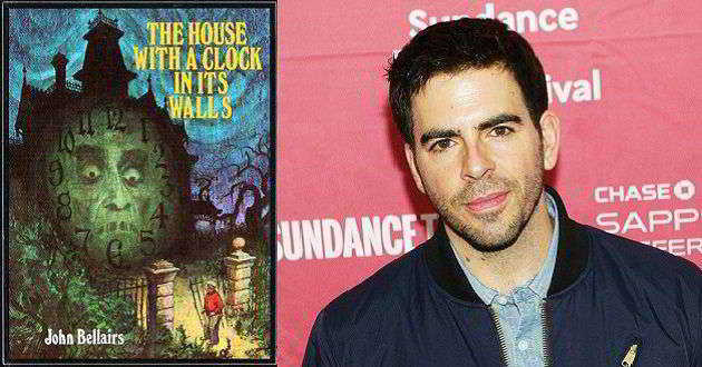 Eli Roth vai dirigir a adaptação de 'The House With a Clock In Its Walls'