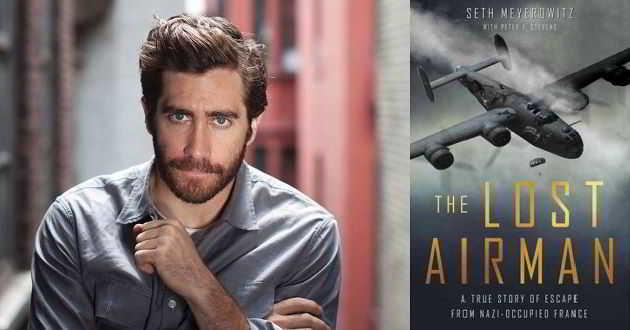 Jake Gyllenhaal vai produzir e protagonizar 'The Lost Airman'