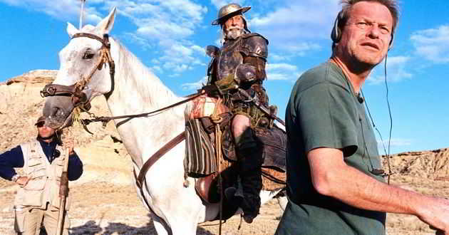 'The Man Who Killed Dom Quixote': Após 17 anos, terminaram as filmagens