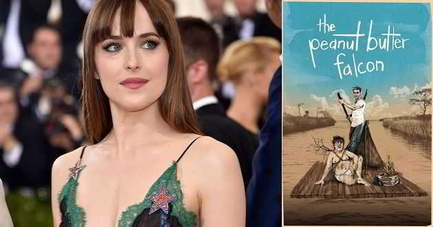 Dakota Johnson juntou-se a Shia LaBeouf no elenco de 'The Peanut Butter Falcon'