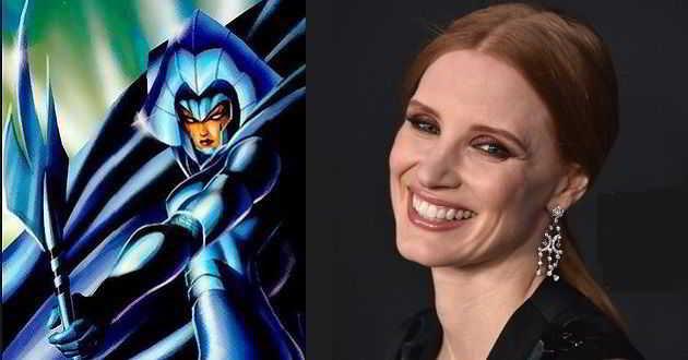 'X-Men: Dark Phoenix': Jessica Chastain confirma participação no filme