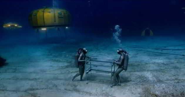 Trailer português de 'A Odisseia', filme biográfico sobre Jacques Cousteau