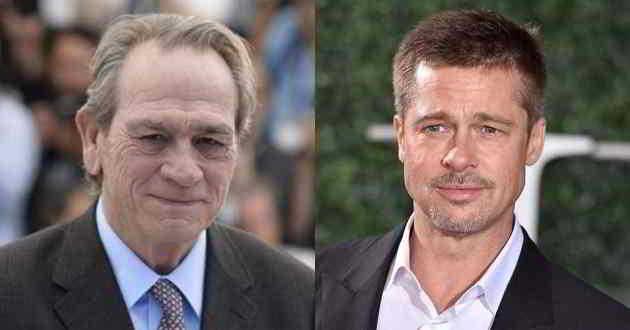 Tommy Lee Jones será pai de Brad Pitt no filme de ficção científica 'Ad Astra'