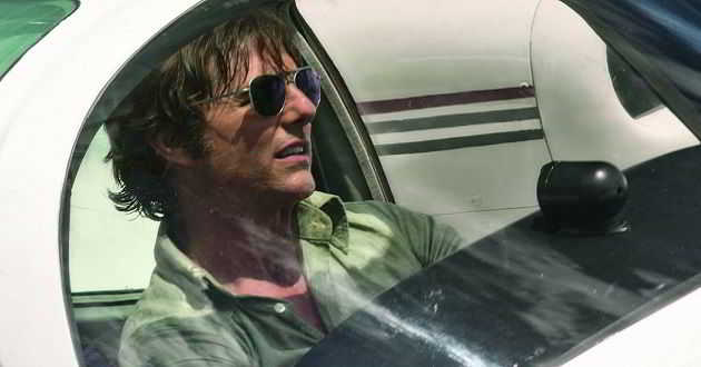 Trailer português de 'Barry Seal: Traficante Americano', com Tom Cruise