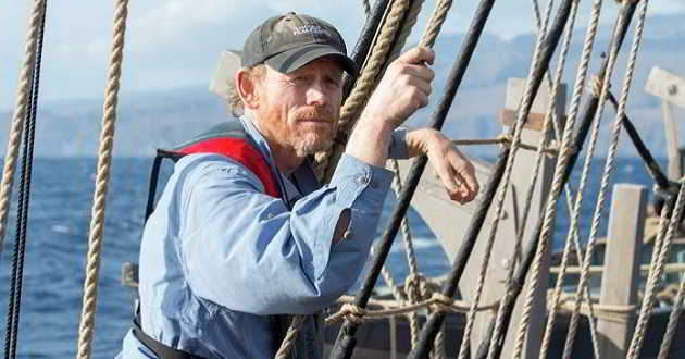 Confirmado. Ron Howard vai dirigir 'Han Solo', o spin-off de Star Wars