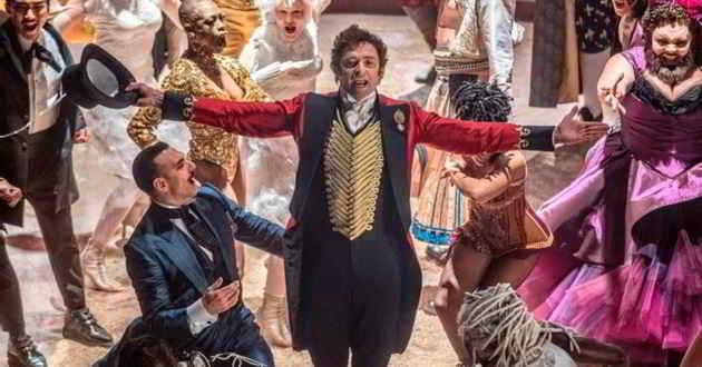 Primeiro trailer português de 'O Grande Showman', com Hugh Jackman
