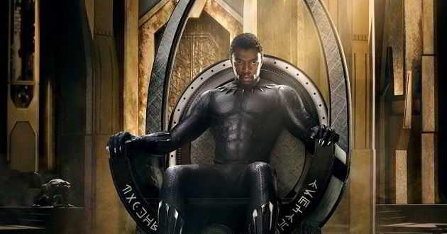 Revelado o primeiro trailer português e o poster oficial de 'Pantera Negra'