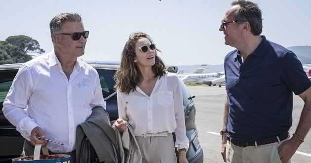 Diane Lane e Alec Baldwin no trailer português de 'Paris Pode Esperar'