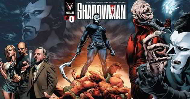 Reginald Hudlin vai dirigir a adaptação ao cinema de 'Shadowman'