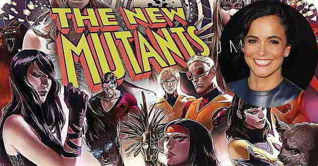 Rosario Dawson foi substituida por Alice Braga no elenco de 'X-Men: The New Mutants'