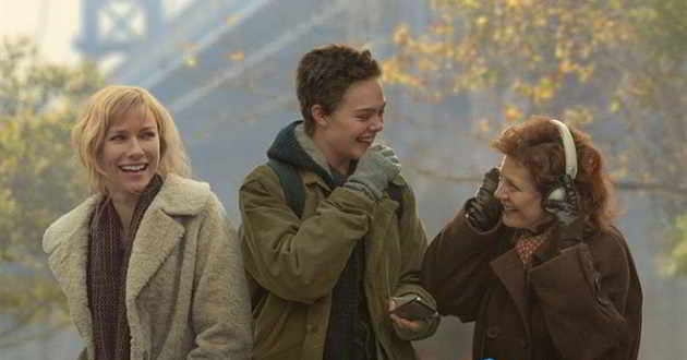 Trailer português de '3 Gerações' com Elle Fanning, Naomi Watts e Susan Sarandon