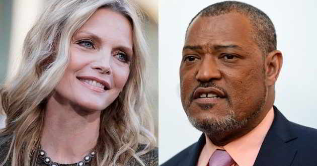 Michelle Pfeiffer e Laurence Fishburne no elenco de 'Ant-Man and the Wasp'