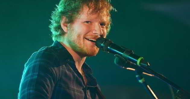 Ed Sheeran pretende fazer filme sobre a sua vida ao estilo '8 Mile'