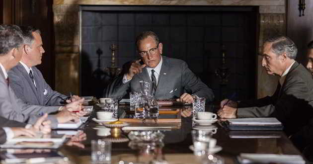 'LBJ': Woody Harrelson é o presidente Johnson no primeiro trailer