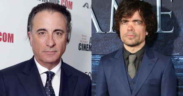 Andy García junta-se a Peter Dinklage no elenco de 'My Dinner With Hervé'