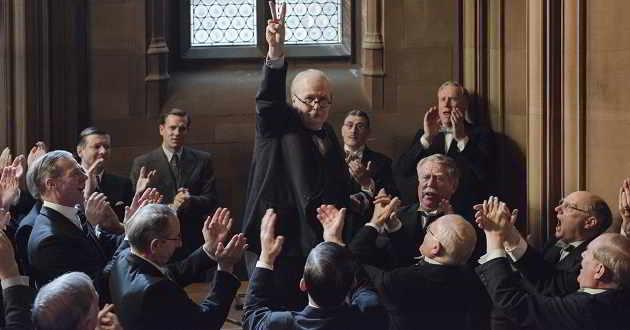 Gary Oldman é Winston Churchill no trailer português de 'A Hora Mais Negra'