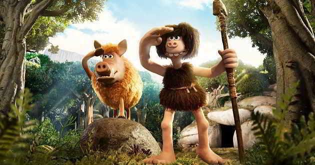 Teaser trailer dobrado em português da animação 'A Idade da Pedra'