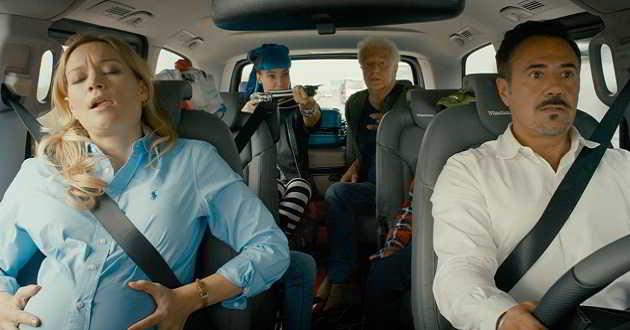 Trailer legendado em  português da comédia 'A Toda a Velocidade'