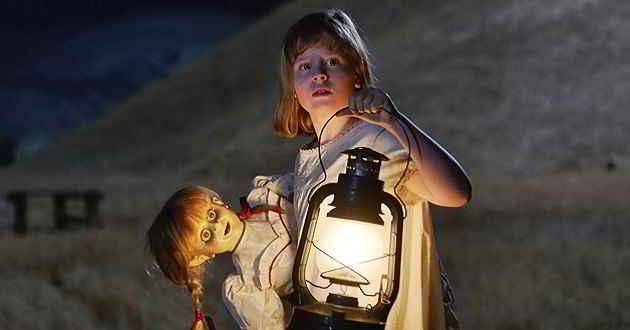 'Annabelle 2: A Criação do Mal' com uma rara avaliação de 100% no Rotten Tomatoes