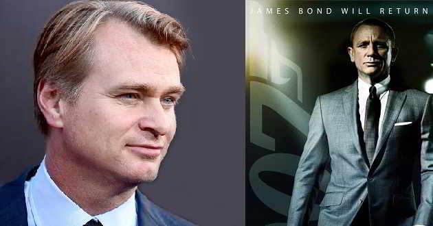 Rumores colocam Daniel Craig em 'Bond 25' e Christopher Nolan como realizador