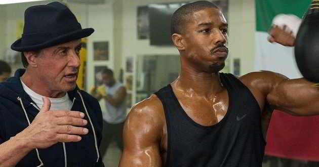 Sequela de 'Creed: O Legado de Rocky' terá argumento de Sylvester Stallone