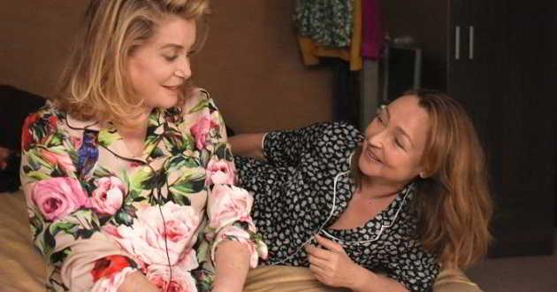 Catherine Deneuve no trailer português do drama 'Duas Mulheres, Um Encontro'