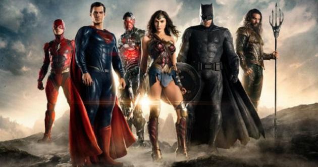 Novo trailer de 'Liga da Justiça' com Ben Affleck, Henry Cavill e Gal Gadot