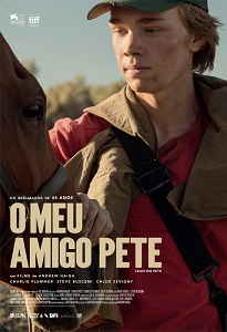 Poster do filme O Meu Amigo Pete