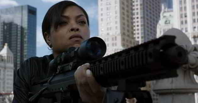 Taraji P. Henson é uma assassina de elite no primeiro trailer de 'Proud Mary'