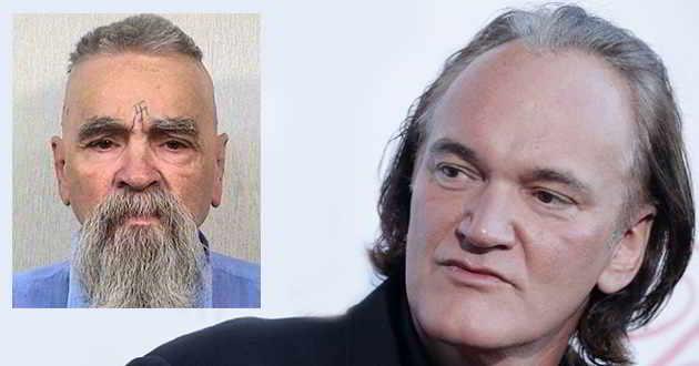 Quentin Tarantino prepara filme sobre os crimes da seita de Charles Manson