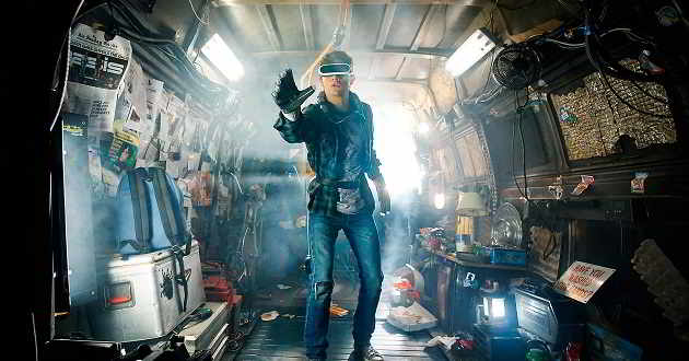 'Ready Player One': Primeiro trailer oficial do filme de Steven Spielberg