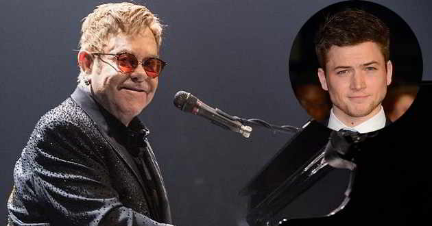 Taron Egerton em negociações para viver Sir Elton John em 'Rocketman'