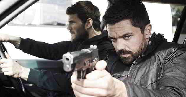 Trailer legendado em português de 'Stratton - Forças Especiais'